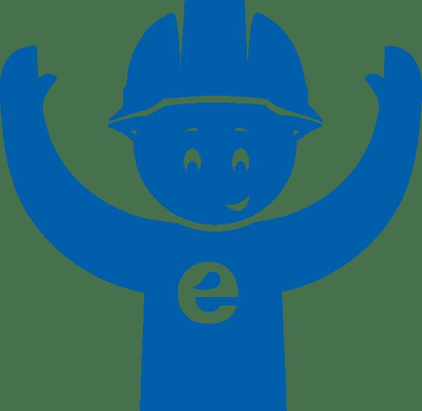Mr Ecoratio blauw